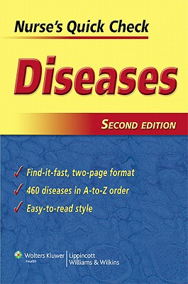 Diseases By Lippincott Williams & Wilkins (COR)