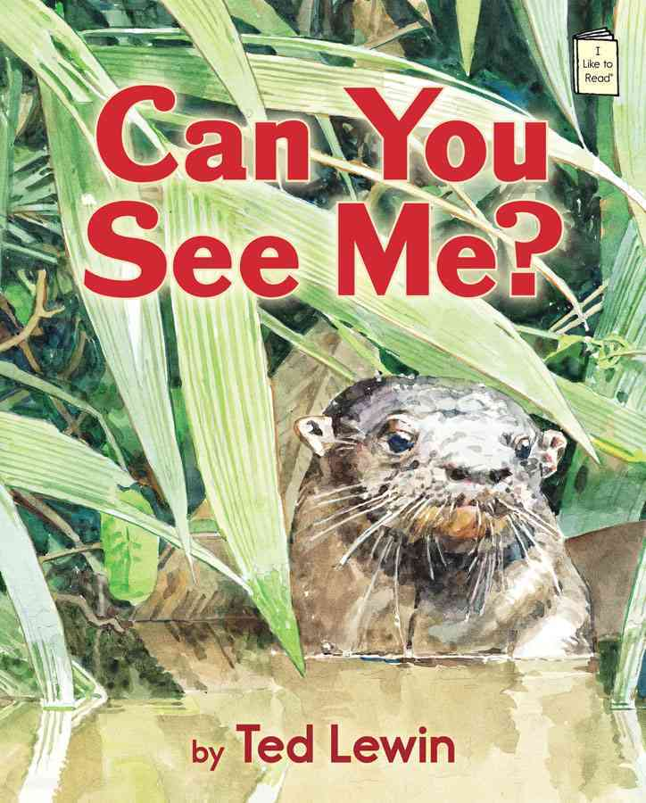 Can You See Me? By Lewin, Ted/ Lewin, Ted (ILT)